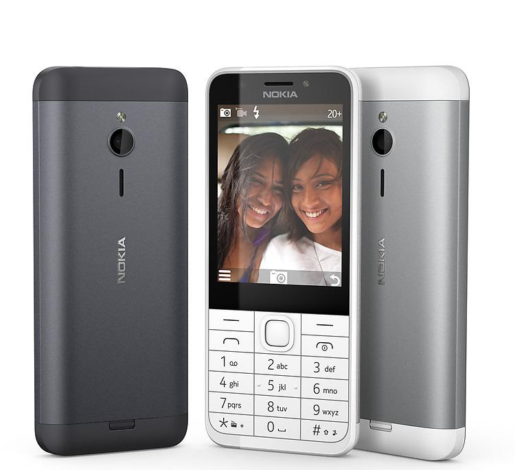 The new Nokia 230 released by Microsoft