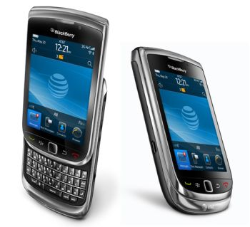 How to fast unlock Blackberry Torch 9800 by MEP or PRD