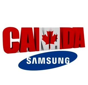Unlock by code any Samsung from Canada