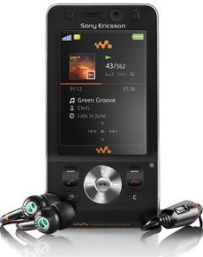 Sony-Ericsson W910i