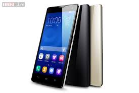 Huawei Honor 6 plus in India