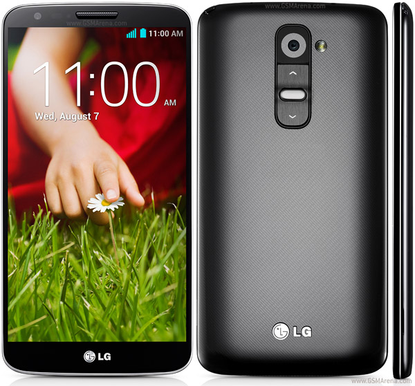 LG G2 Android update from Verizon