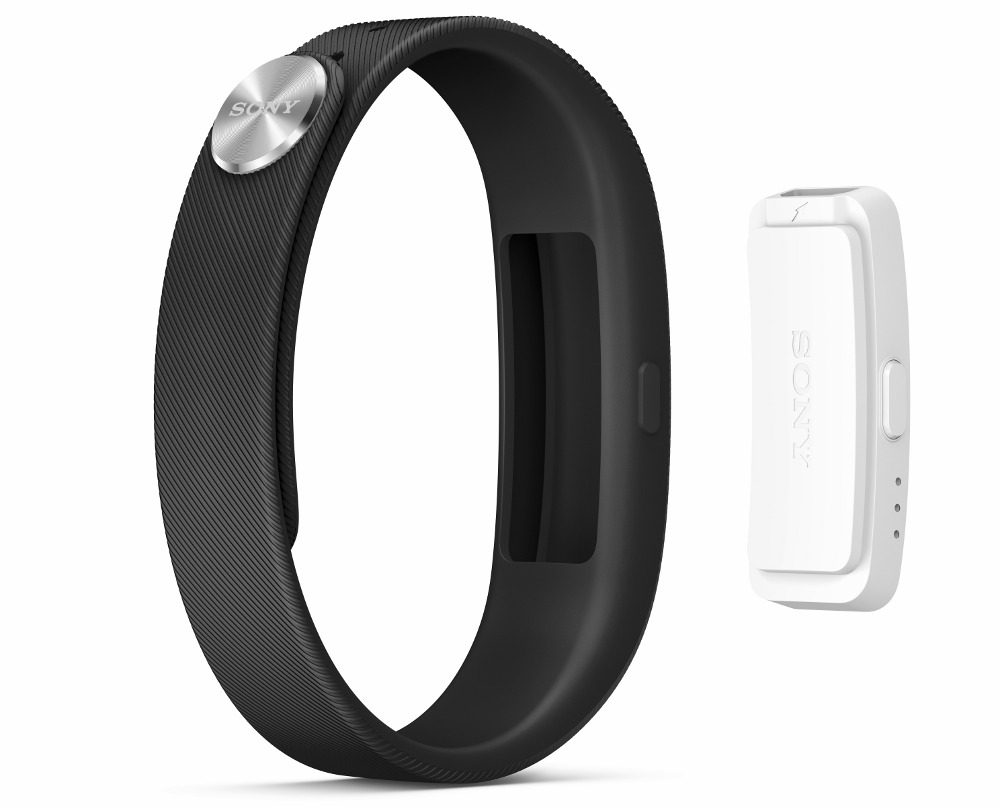 The new sony wristband to record your life