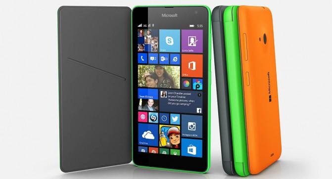 New Microsoft Lumia 540 dualsim