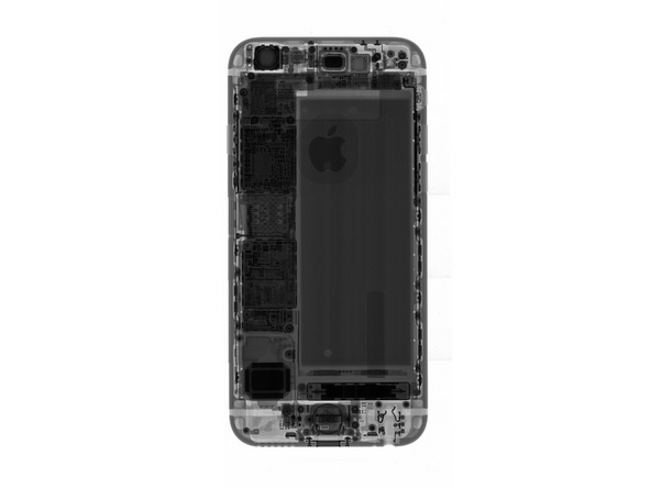 iPhone 6s what is inside?