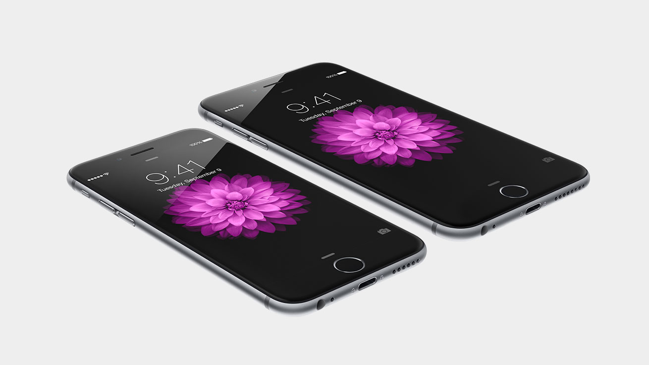 IPhone 6 and 6 plus are now official