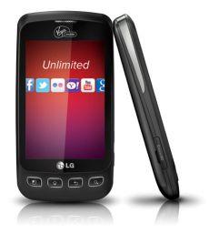 LG VM670 Optimus V