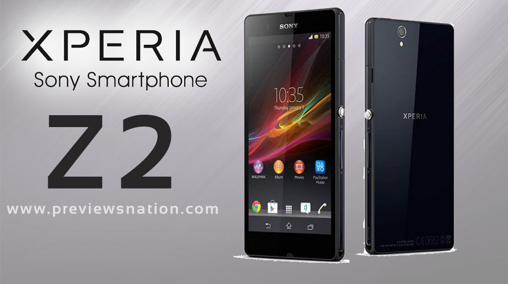 Sony Xperia Z2 date of realese and price in UK