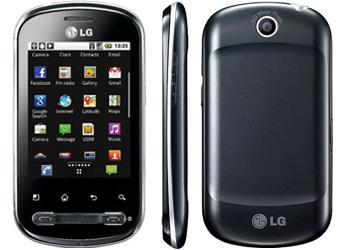 how to unlock LG Optimus Me P350 by code
