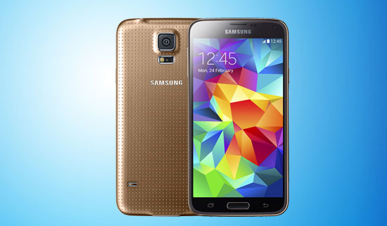 Galaxy S5 from AT&T with Android Lollipop