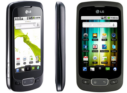 How To Unlock Lg Optimus One P500 By Code