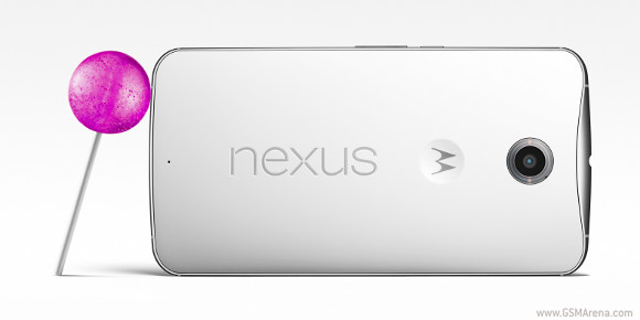New price for Nexus 6 64 GB