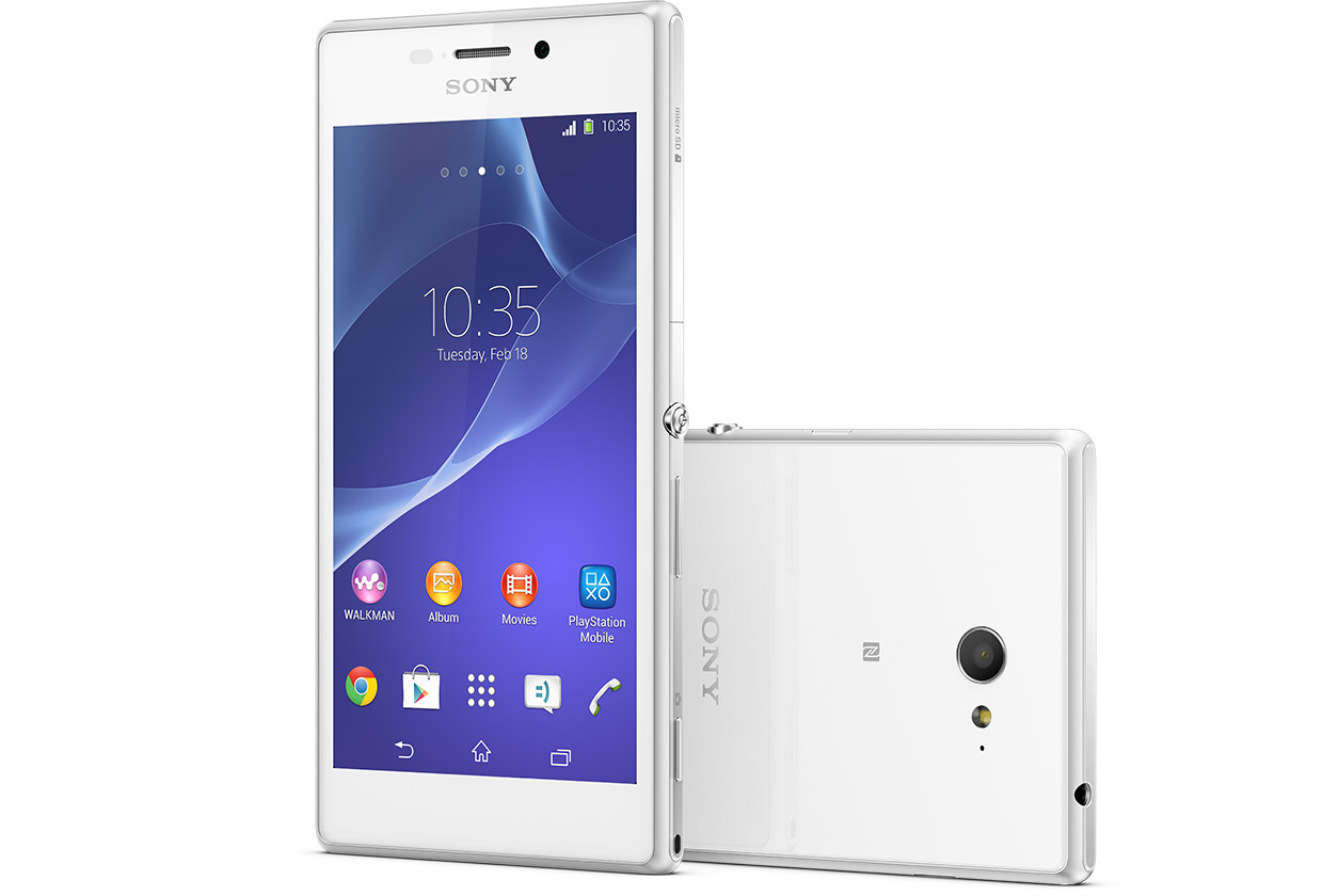 Sony Xperia M2 and M2 Dual receive an update to Android 4.4.4