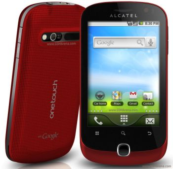 How to unlock Alcatel OT-990 by code