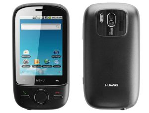 How to unlock Huawei U8110 by unlock code