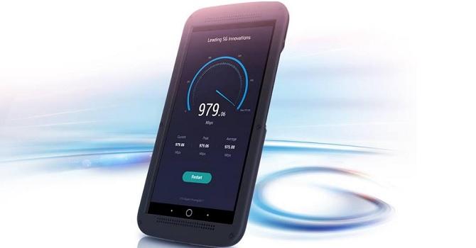 Image result for ZTE Gigabit Phone