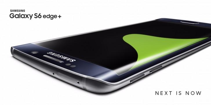 Galaxy S6 edge+ in India