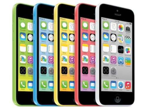 Apple has finally launched iPhone 5C
