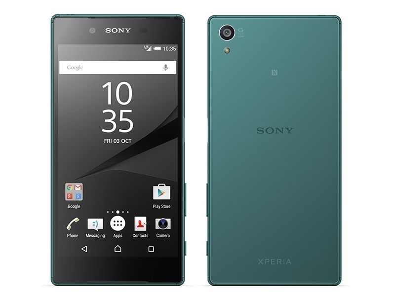 New update for Xperia Z5 and Z5 compact