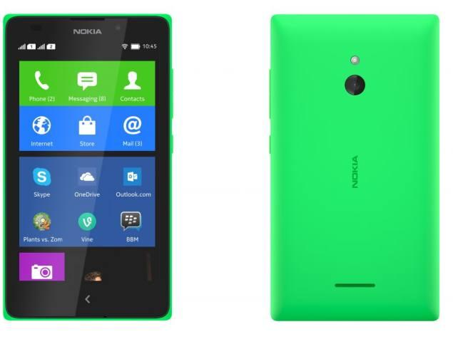 Nokia XL launches in China