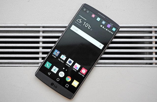 Canada will not receive LG V10