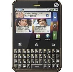 How to unlock Motorola MB502 Charm
