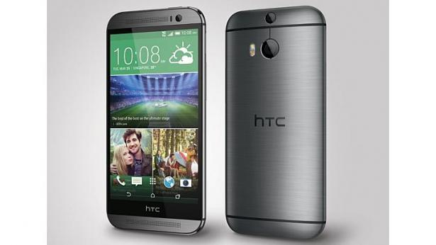 HTC One M8 gets a Lollipop update in Europe.