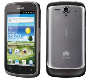 How to unlock Huawei Ascend G300 by code