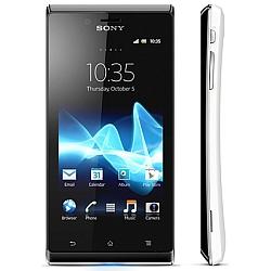 Sony ST26i