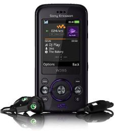 Sony-Ericsson W395