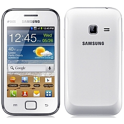 How to unlock Samsung Galaxy Fame Duos by code ?