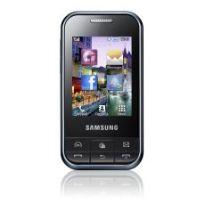 Unlocking by code Samsung Ch@t 350