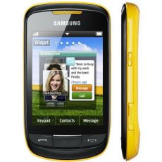 Unlocking by code Samsung S3850 Corby II