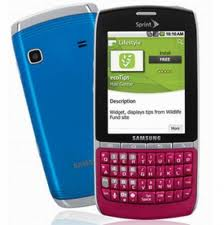 Unlocking by code Samsung M580 Replenish