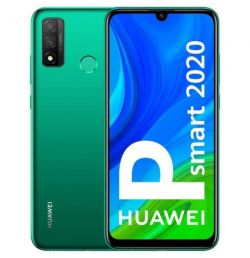 Unlocking by code Huawei P smart 2020