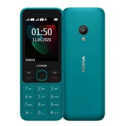 Unlocking by code Nokia 150 (2020)