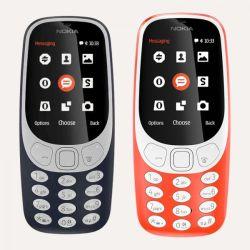 Unlocking by code Nokia 3310 (2017)