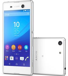 Unlocking by code Sony Xperia M5