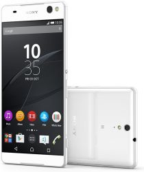Unlocking by code Sony Xperia C5 Ultra