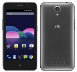 Unlocking by code ZTE Obsidian
