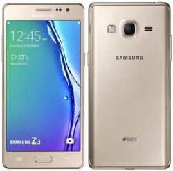 Unlocking by code Samsung Z3