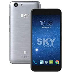 Unlocking by code Sky 5.0lt