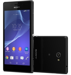 Unlocking by code Sony Xperia M2