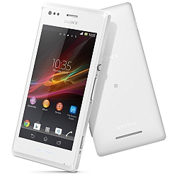 Unlocking by code Sony Xperia M dual