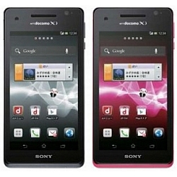 Unlocking by code Sony Xperia AX SO-01E