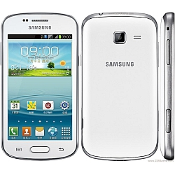 Unlocking by code Samsung Duos S7572