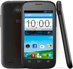 Unlocking by code ZTE Blade Q Mini