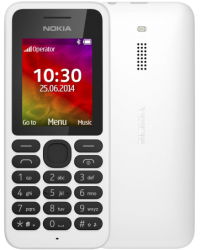 Unlocking by code Nokia 130