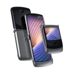 Unlocking by code Motorola Razr 5G