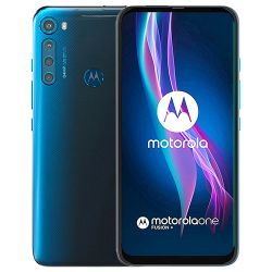 Unlocking by code Motorola One Fusion